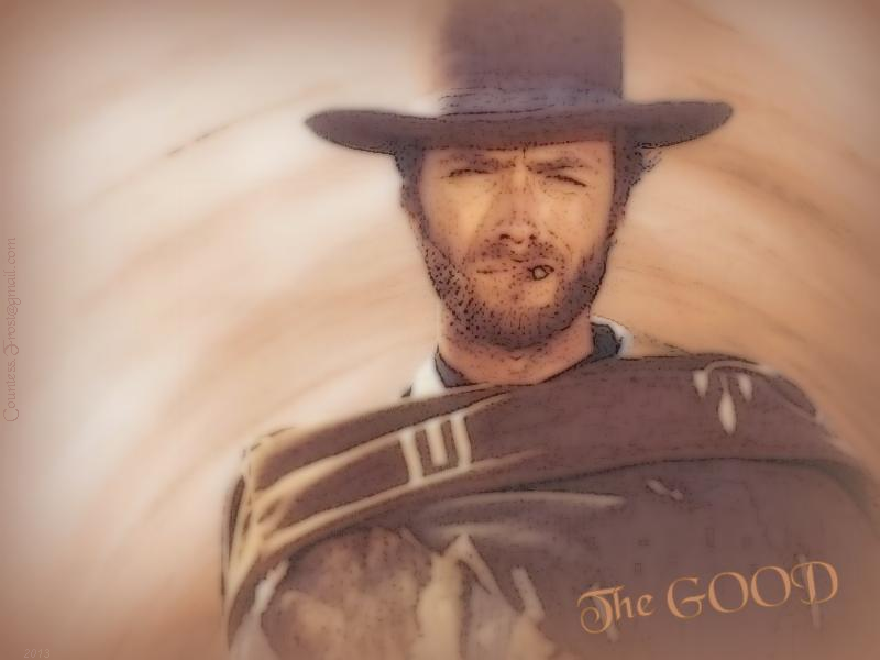The Good The Bad And The Ugly Clint Eastwood Wallpaper
