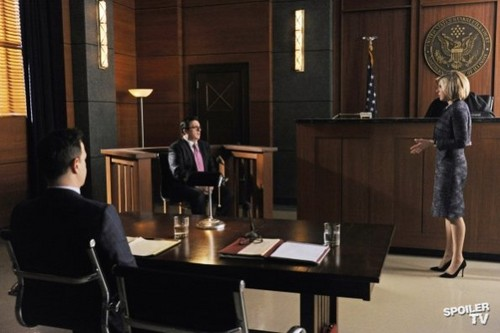 The Good Wife - Episode 4.13 - The Seven hari Rule - Promotional foto-foto
