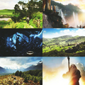 The Hobbit scenery - the-hobbit fan art