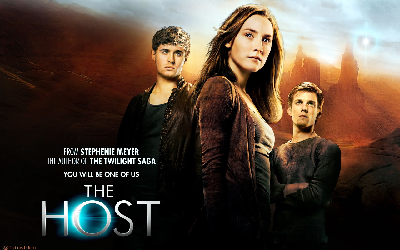 the host movie vs book review