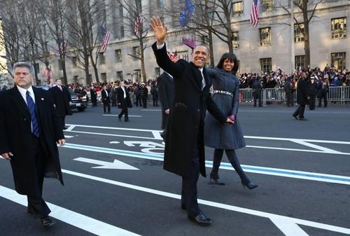 The Inaugural Parade 2013