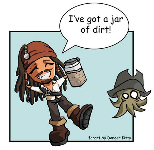 The Jar of Dirt
