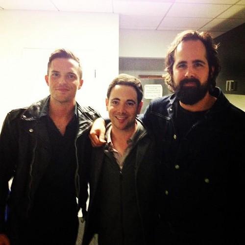 The Killers @ KROQ's Acoustic 크리스마스 2012