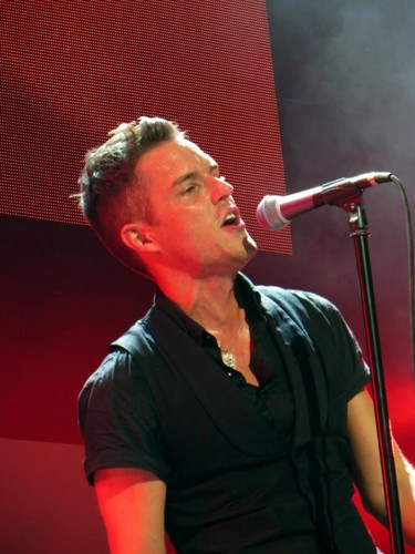 The Killers @ KROQ's Acoustic Christmas 2012