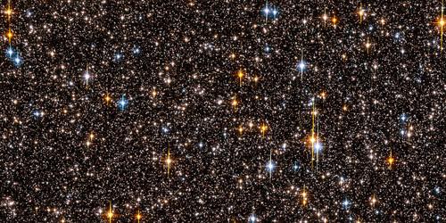 The Sagittarius ster Cluster