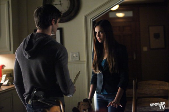The Vampire Diaries 4x11 Promotional Stills- Catch Me If You Can