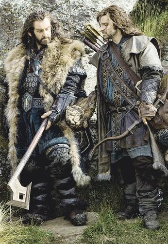 Thorin and Kili