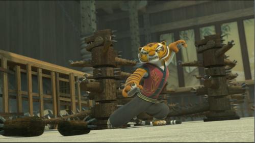 tigress Strike