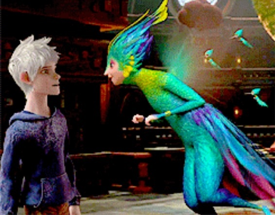 Tooth and Jack Frost - Toothiana Photo (33347806) - Fanpop