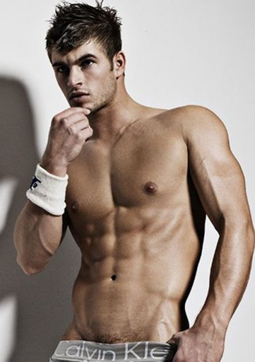 Male Models Tyler Bachtel