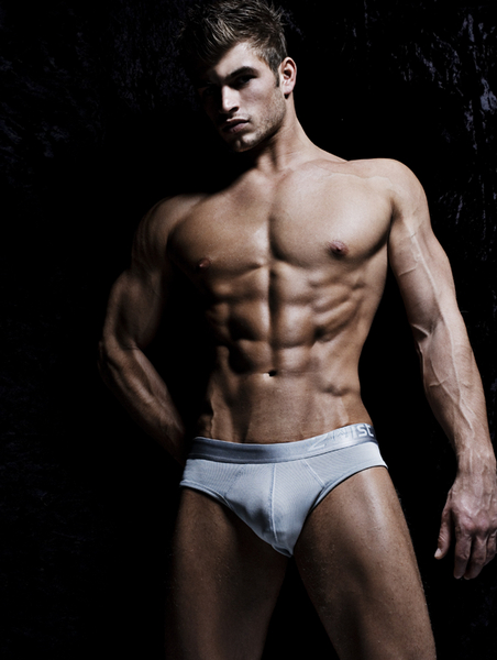 Male Models Tyler Bachtel.