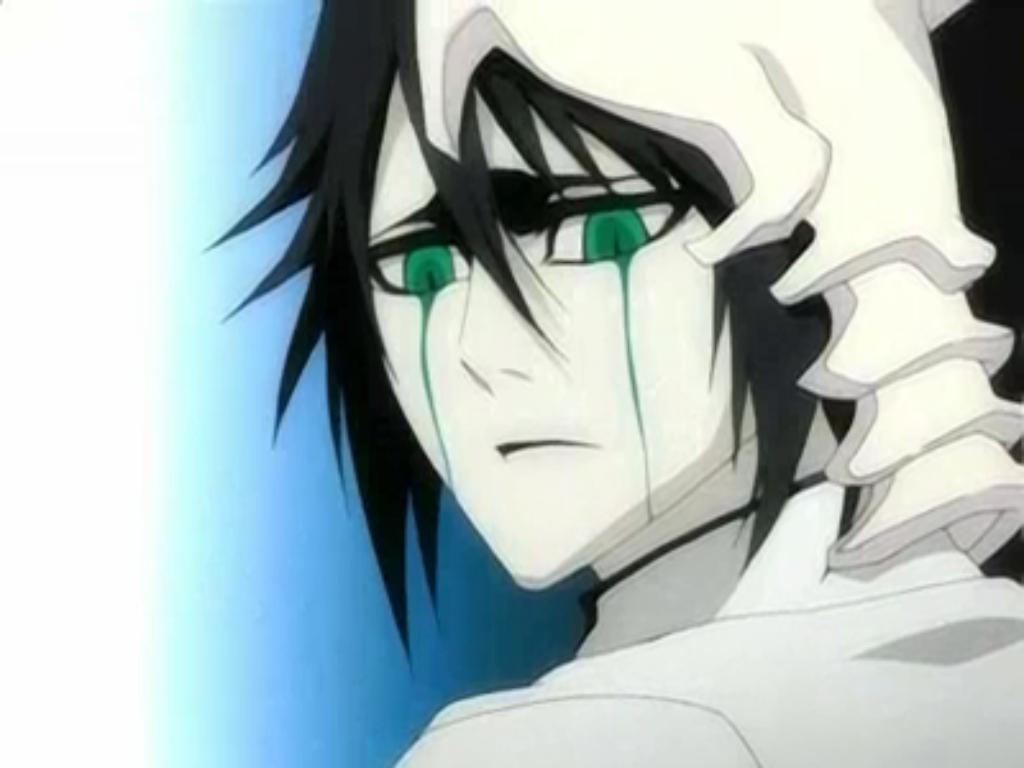 ulquiorra cifer bleach anime photo page