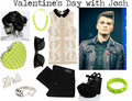 Valentine's Day Outfit ;) U Belong Wiv Me