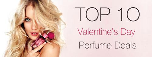 Valentine's دن Perfume