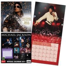 Vintage Michael Jackson Calendars