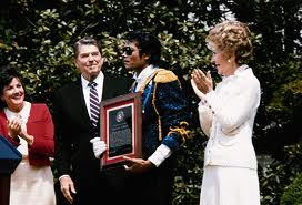 Visiting The White House Back In 1984