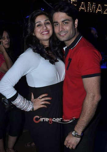 Vivian and Vahbhiz