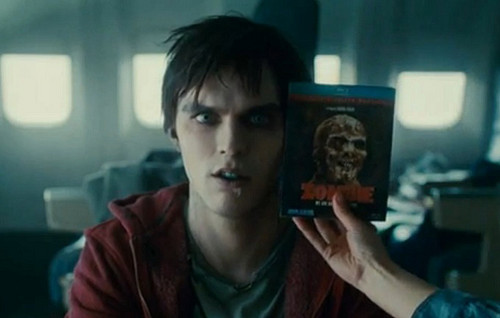 Warm Bodies Movie Hintergrund titled Warm Bodies - R