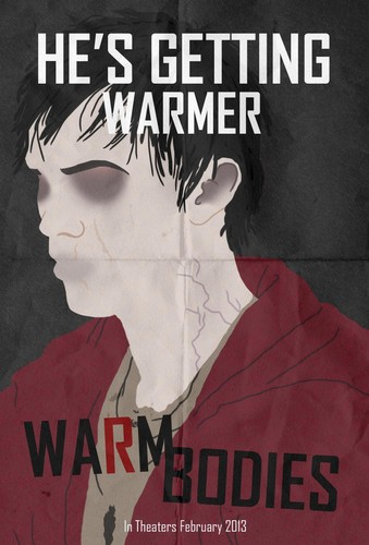 Warm Bodies Movie Обои with Аниме titled Warm Bodies