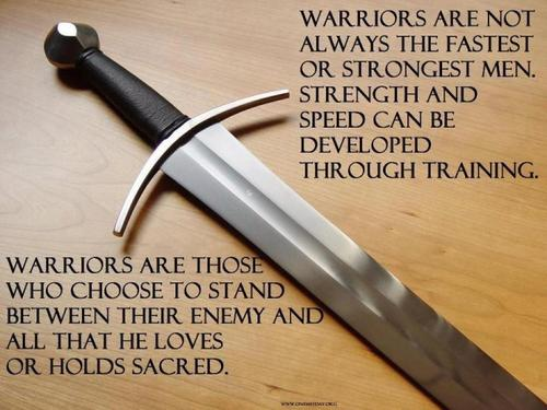 Warrior Defined