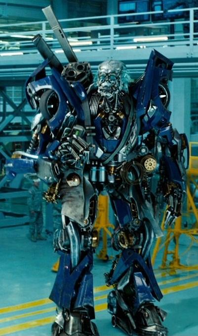 WHEELJACK TRANSFORMERS 3 WheeljackQue Transformers 3
