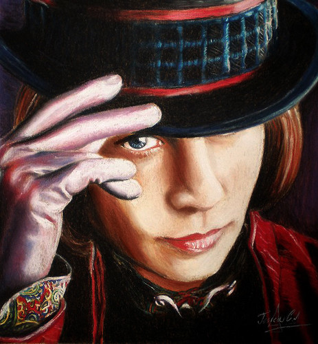 Willy Wonka ~ Фан Art