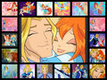 Winx Club Bloom and Sky - the-winx-club fan art