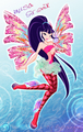 Winx club 5 season Musa Sirenix\Винкс 5 сезон Муза Сиреникс