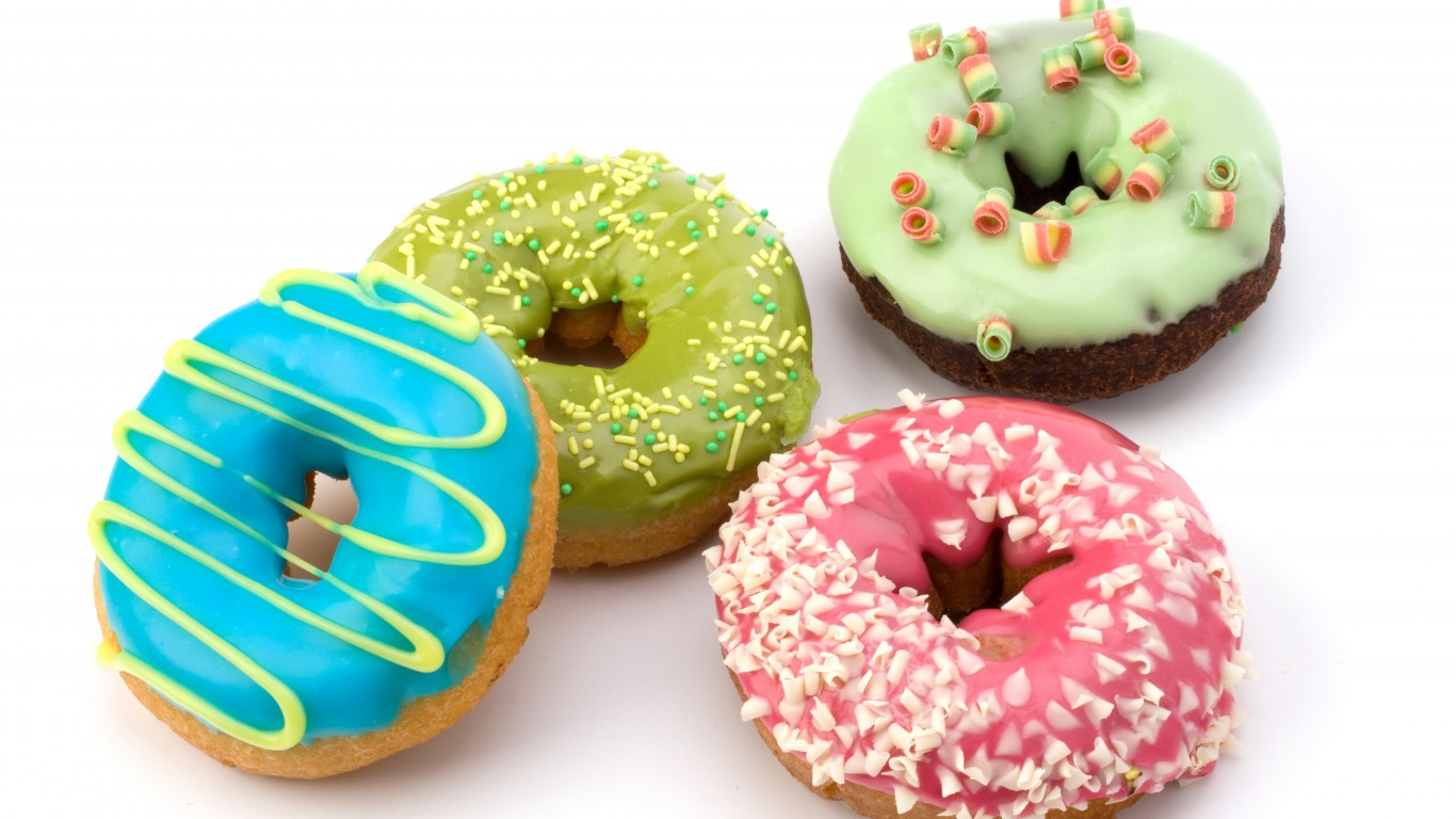 Donuts images YUMMY DONUTS! HD wallpaper and background ...