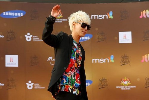Yesung @27th Golden Disk Awards