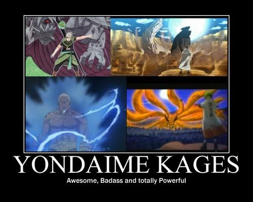 Yondaime Kages Rock