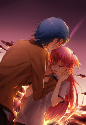Yui-nyan and Hinata-kun! :)