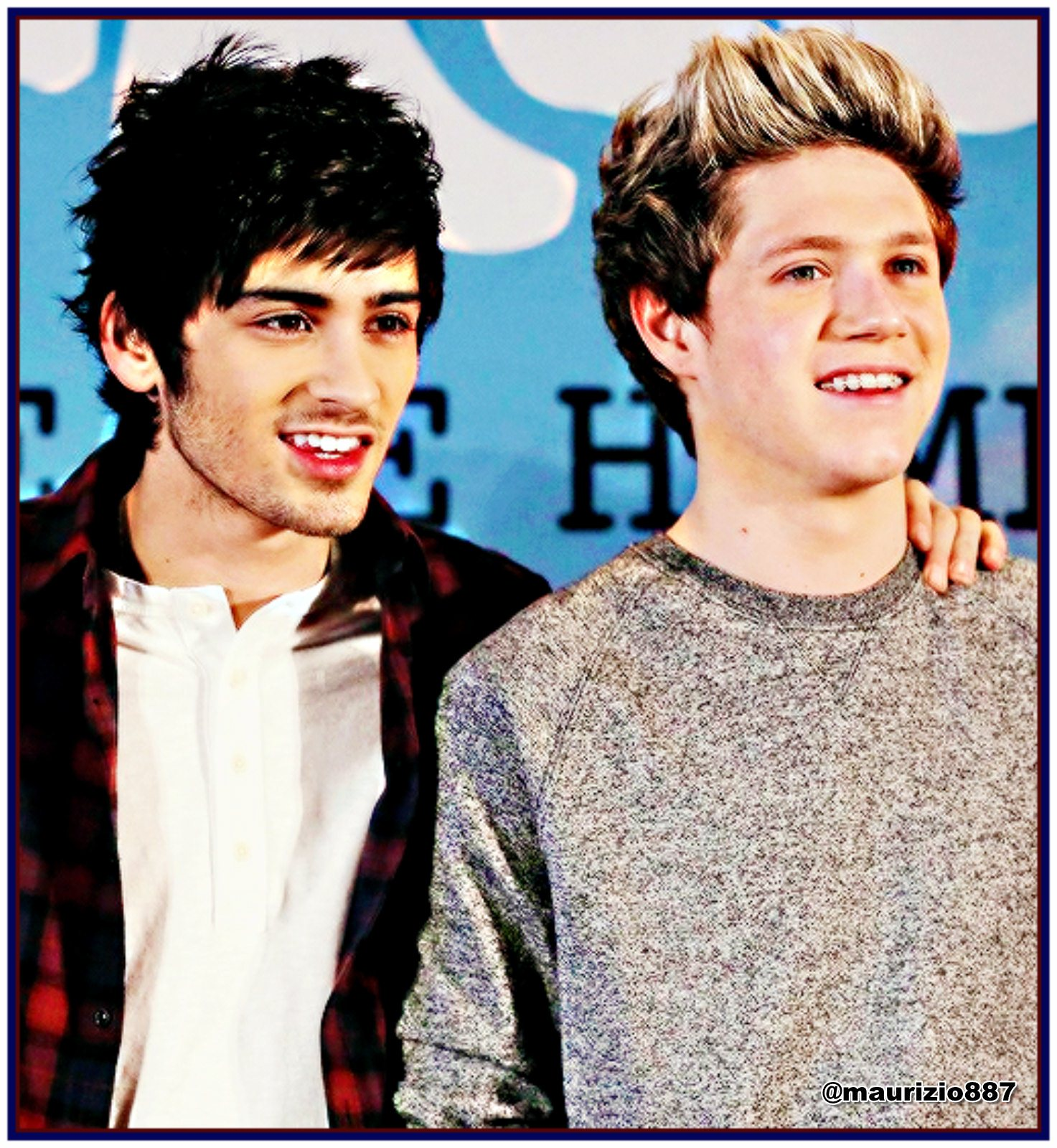 Zayn & Niall 2013 - One Direction Photo (33340996) - Fanpop