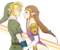 Zelink - the-legend-of-zelda fan art