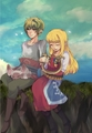 Zelink - the-legend-of-zelda-skyward-sword fan art