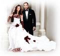 Ziva &amp; Tony getting married - ncis fan art