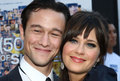 Joe & Zooey - joseph-gordon-levitt photo