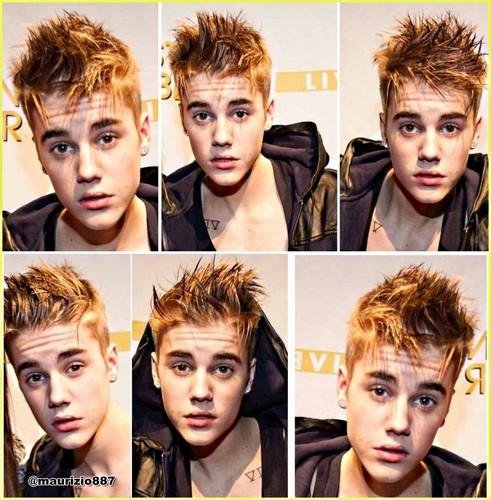 bieber hairstyle 2013