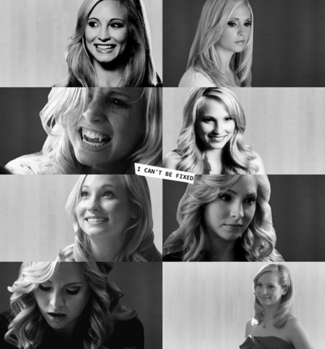 Caroline Forbes wallpaper possibly with a portrait entitled caroline forbes
