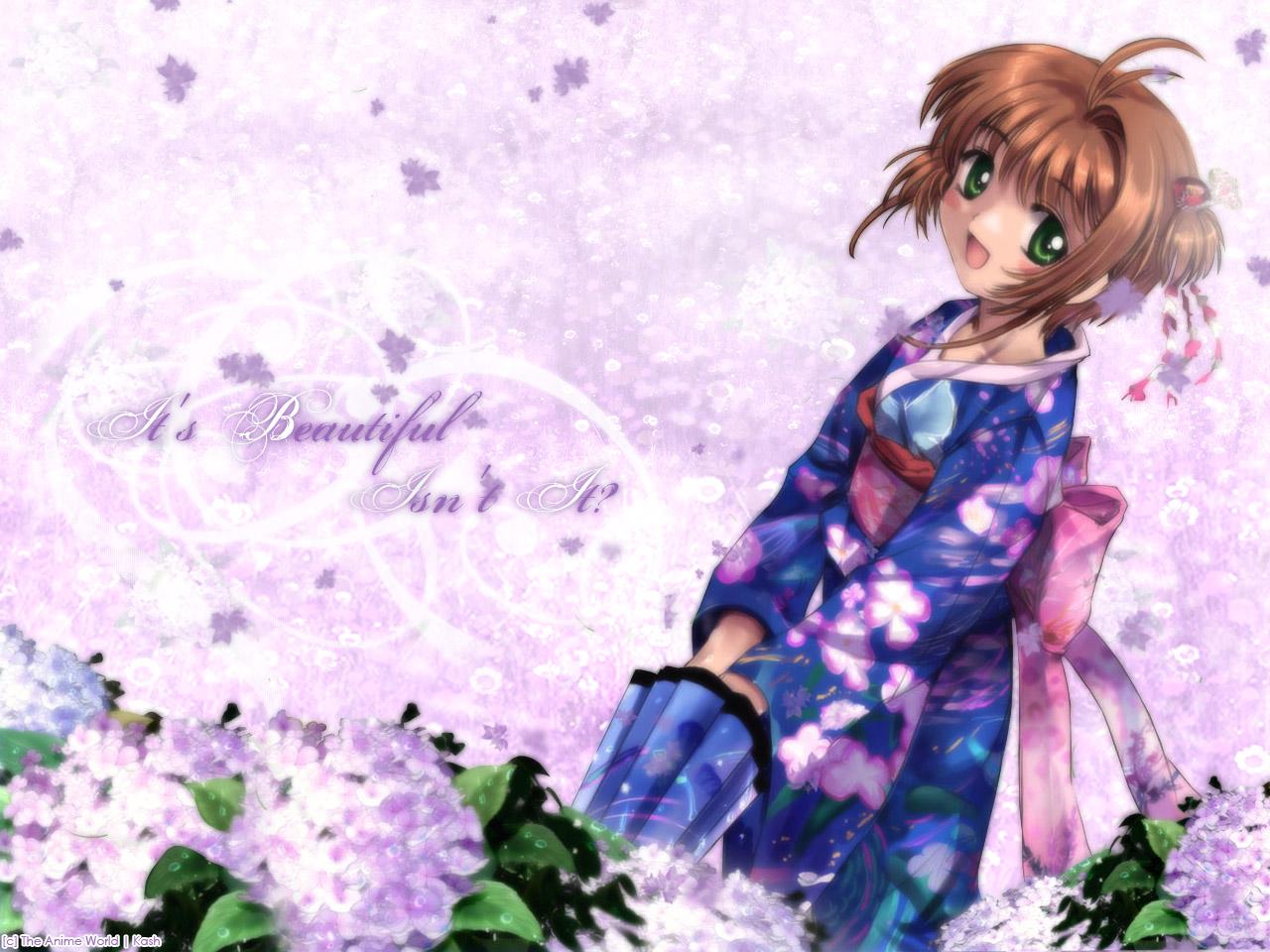 ccs  Cardcaptor Sakura Wallpaper 33376501  Fanpop