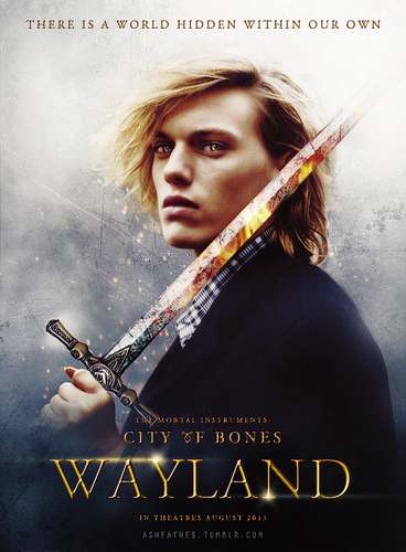 cazadores de sombras fondo de pantalla probably containing a sign called city of bones - jace