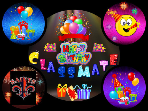 classmate birthday