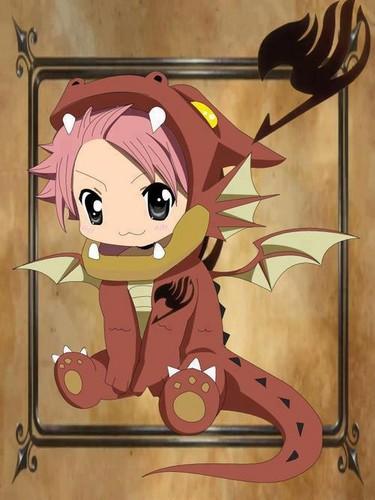 cute little natsu