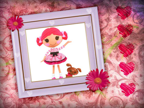 cute model lalaloopsy