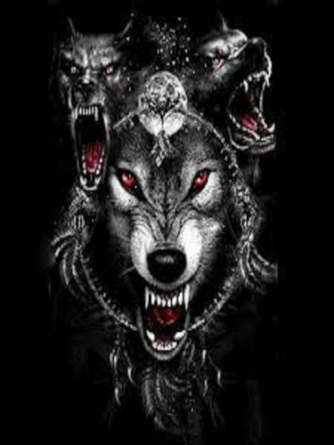 dark mga lobo