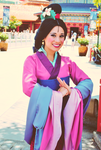Princesses Disney fond d'écran with a kimono titled Disney princess
