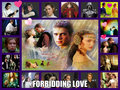forbidding love - anakin-and-padme fan art