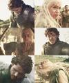 Daenerys Targaryen & Robb Stark- Battered & Bruised