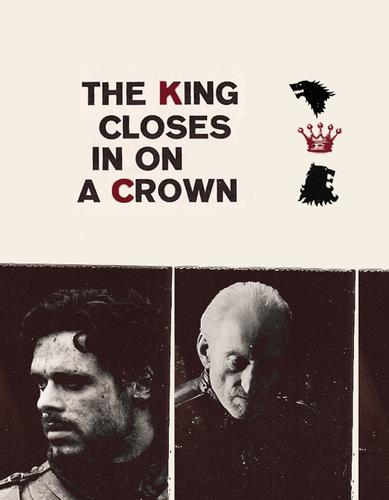 Tywin Lannister & Robb Stark