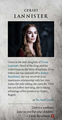 Cersei Lannister - game-of-thrones photo